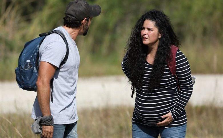 La actriz mexicana Litzy: ¿Está embarazada?