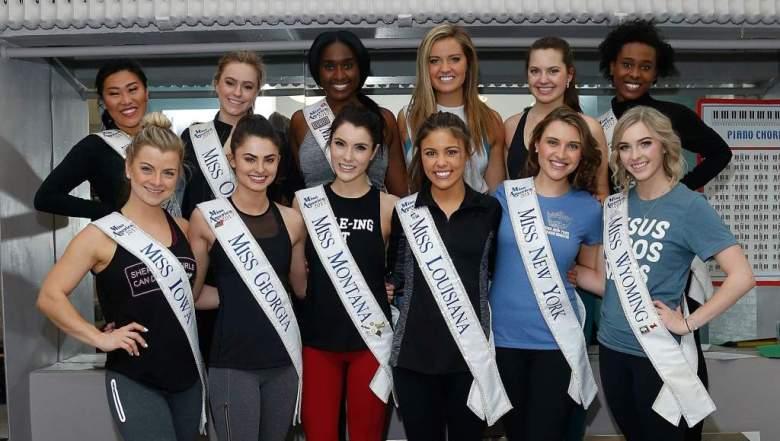 Miss América 2019-2020: Estas son las ganadoras del concurso preliminar