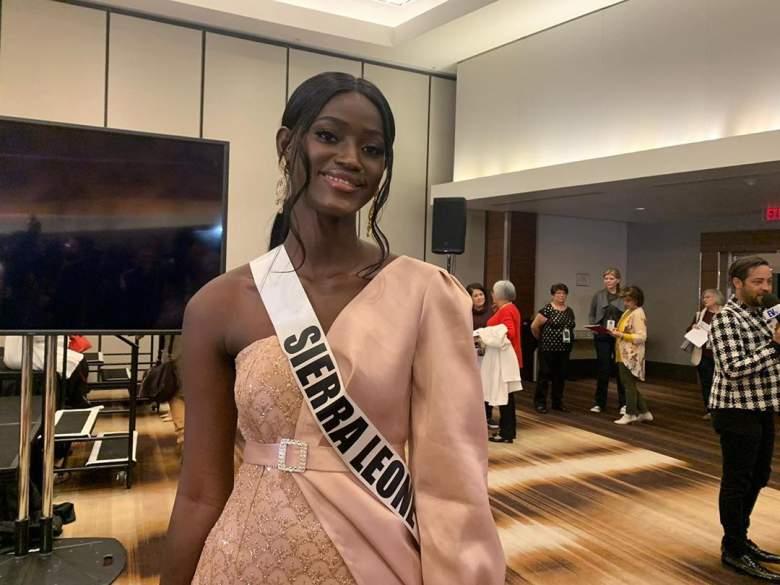 Miss Sierra Leona, la reina de Miss Universo que estuvo a punto de ser violada: ¿qué pasó?