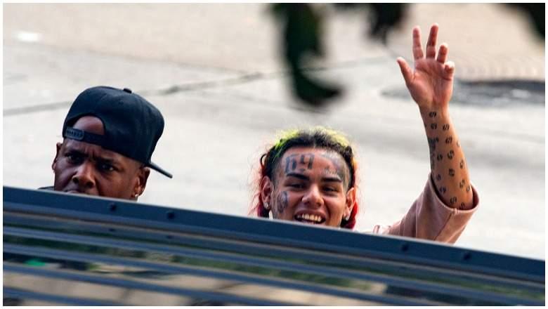 6ix9ine podría salir de prisión el miércoles, dice un abogado