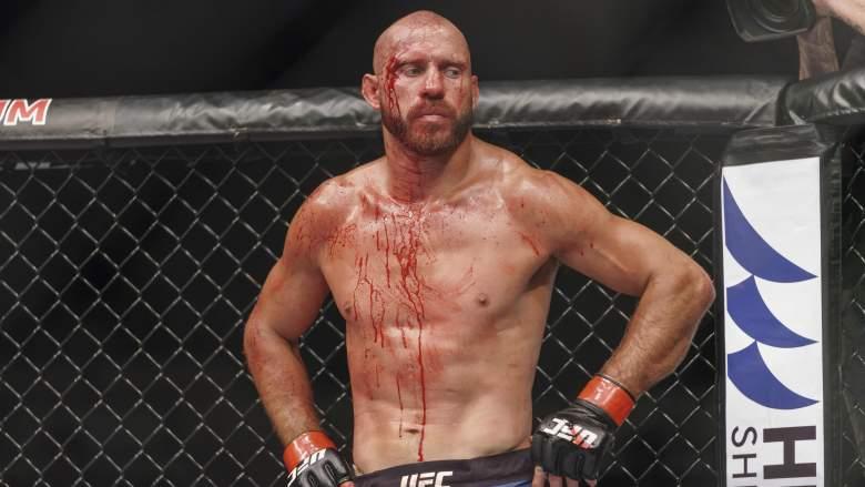 """""""Cowboy"""" Cerrone parece estar lesionado: ¿todavía peleará contra McGregor?"""