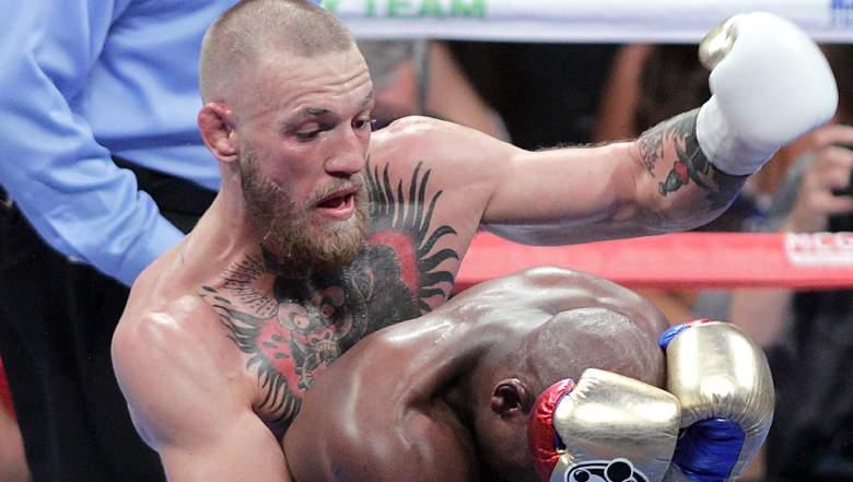 Un boxeador de los grandes quiere pelear contra Conor McGregor: ¿Pacquiao, Crawford o Canelo?