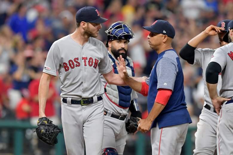 Suspenden al entrenador de los Boston Red Sox, Álex Cora