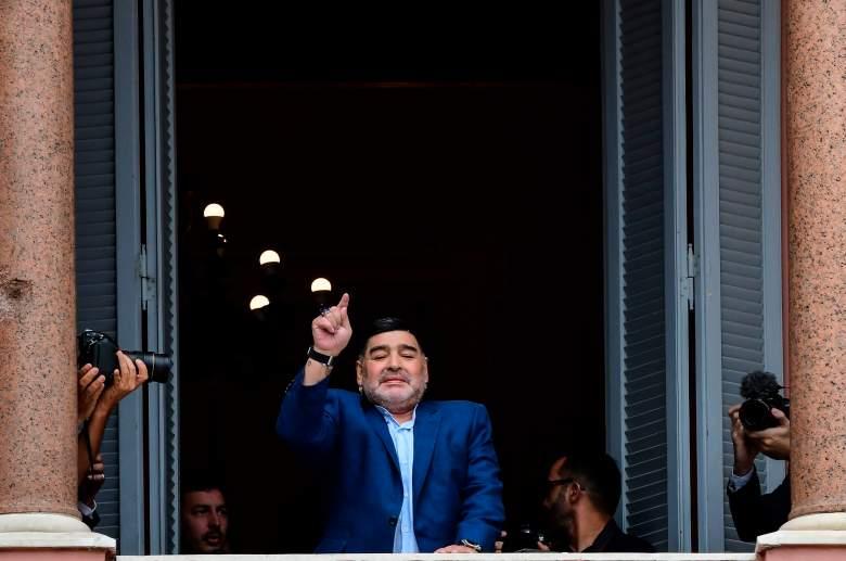 Maradona confiesa detalles del gol mundialista que hizo de mano: ¿fue planeado?