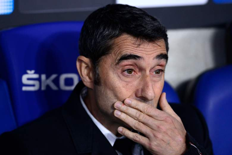 ¿Por qué se fue Valverde del Barcelona?