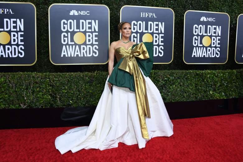 Jennifer López se roba el show en los Globos de Oro: ¿quién le hizo este vestido?