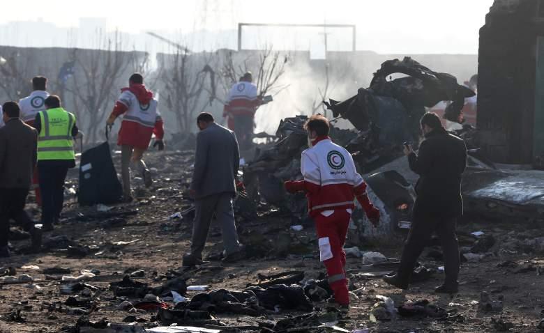 Explosión de avión con 176 pasajeros: ¿fue derribado?