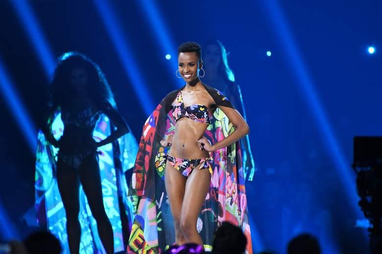 Miss Universo, Zozibini Tunzi, cambia de look: ¿qué se hizo en el pelo?