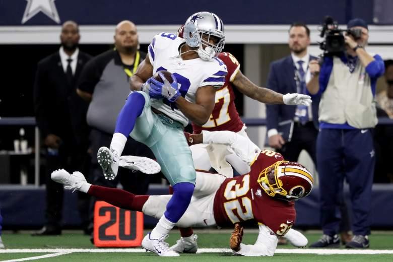 ¿Amari Cooper recibió un disparo?: ¿cómo está la estrella de los Cowboys?