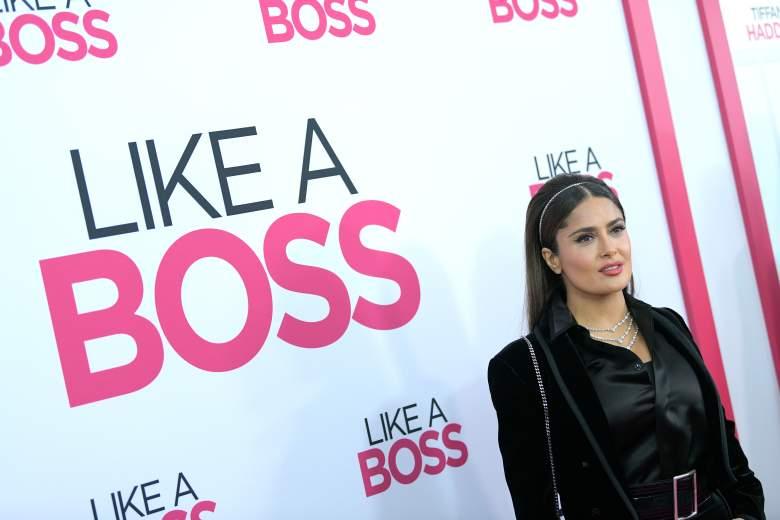 ¿Salma Hayek ha usado bótox para lucir tan joven a sus 53 años?: ¡confesó!