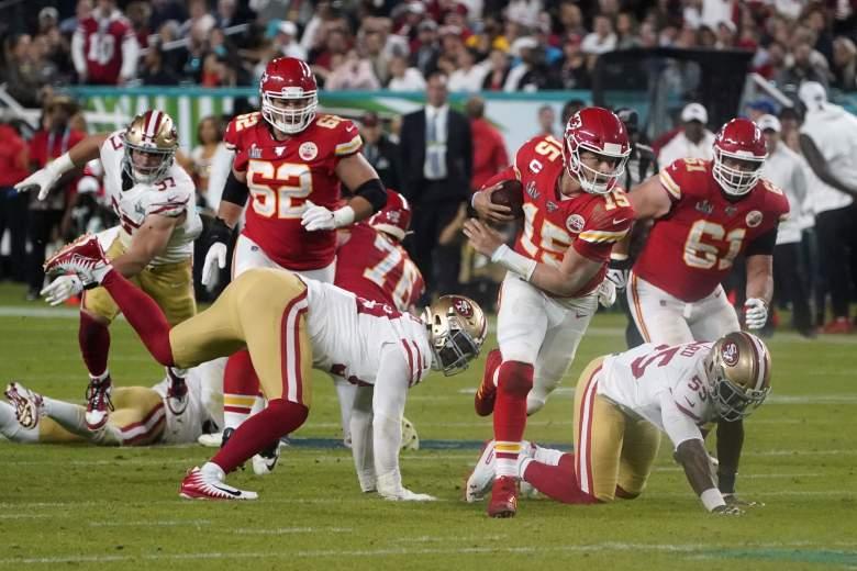 Tras casi 50 años sin ganar y liderados por el gran Patrick Mahomes, los Chiefs derrotaron a los San Francisco 49