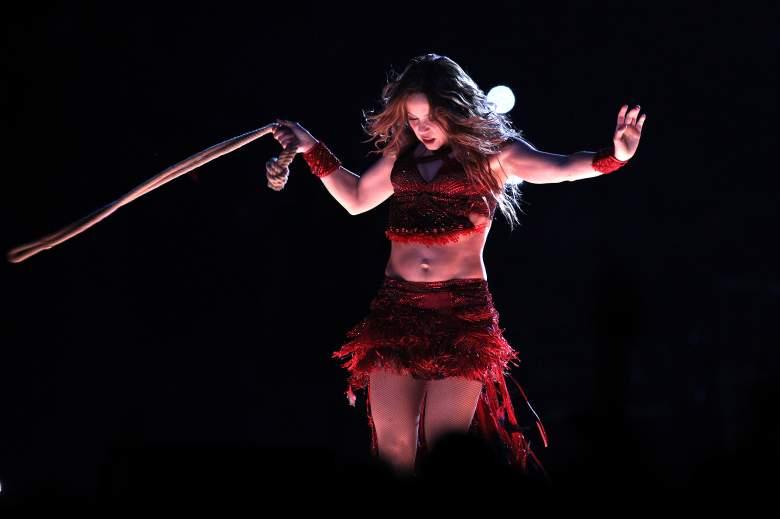 Esta foto de Shakira en el Super Bowl desata rumores de embarazo: ¿tiene pancita?