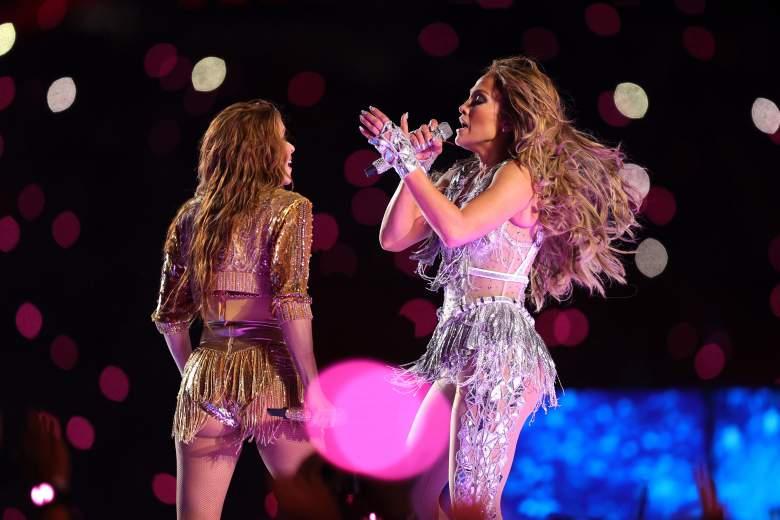 Pocos lo vieron pero Jennifer López le dio una nalgada a Shakira: VIDEO
