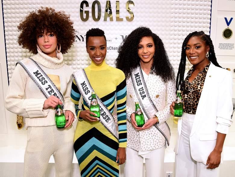 Miss Universo, Zozibini Tunzi con un look diferente