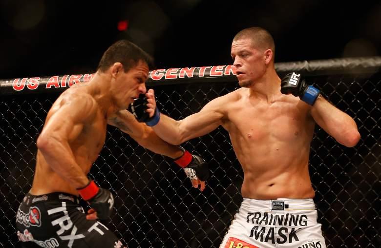 Nate Díaz pudiera demandar al Miami Herald: ¿qué noticia inventó del peleador?