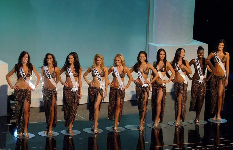 La Miss Colombia 2006, Valerie Dominguez, enseña a quemar calorías