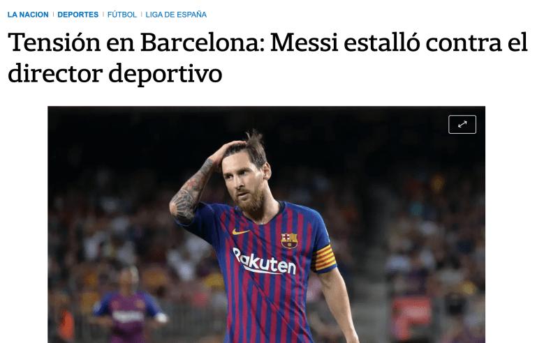 Diario La Nación Deportes