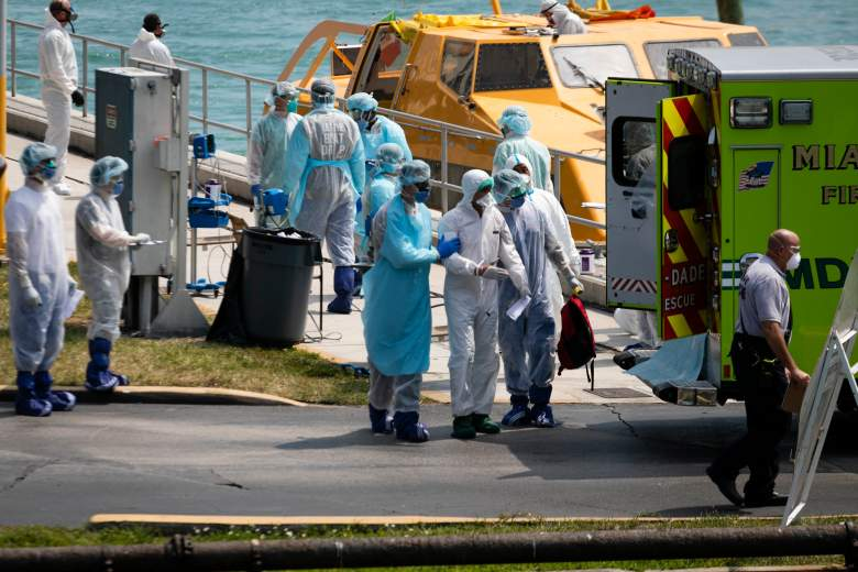 Estados Unidos supera a China en casos de coronavirus: NY centro de la pandemia