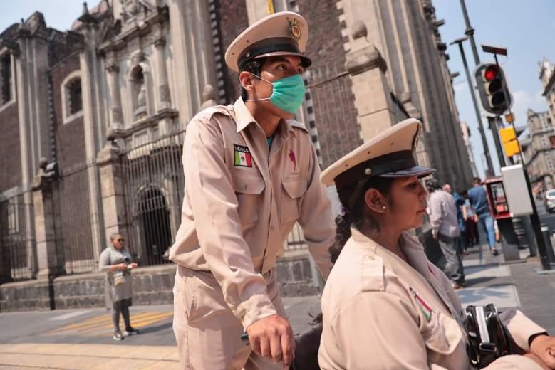 ¿Es seguro viajar a México con el coronavirus?