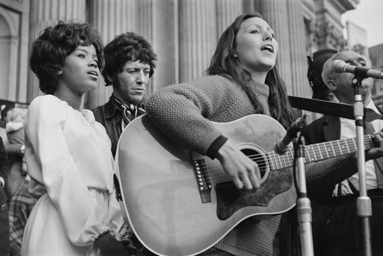 Murió Julie Félix: ¿cómo murió la cantante?