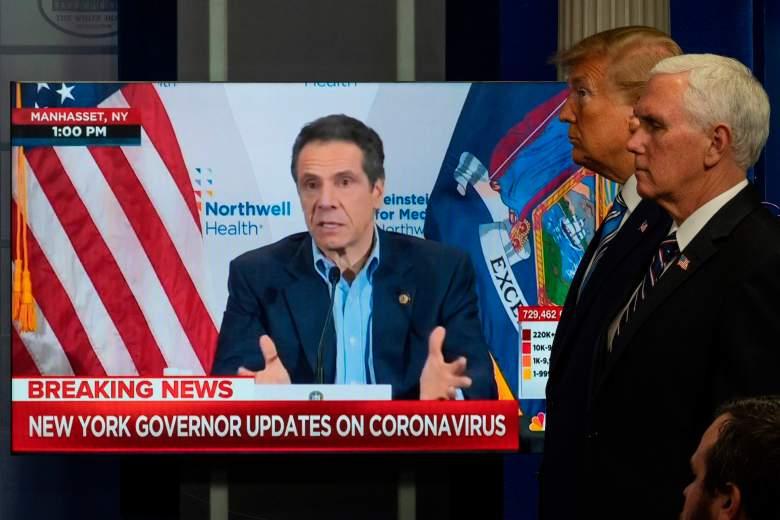 ¿Cuál será la nueva ayuda que Trump dará a víctimas de coronavirus?: Cuomo responde