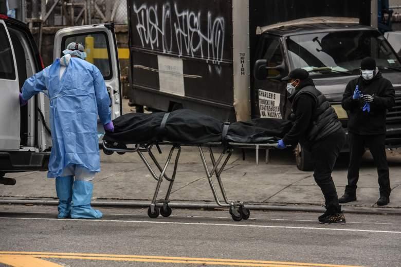 Hallan docenas de cadáveres en camiones de mudanza en Nueva York: ¿qué informó la policía?
