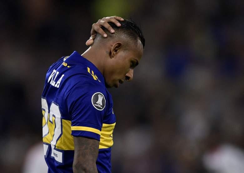 Mujer de Sebastián Villa lo denuncia tras brutal golpiza: ¿qué dice el futbolista?