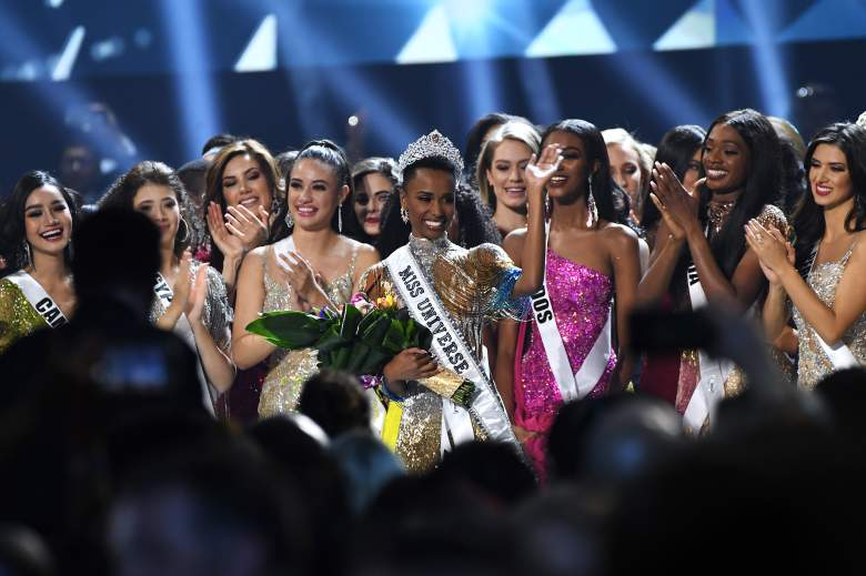 Miss Universo habla del giro inesperado de su reinado