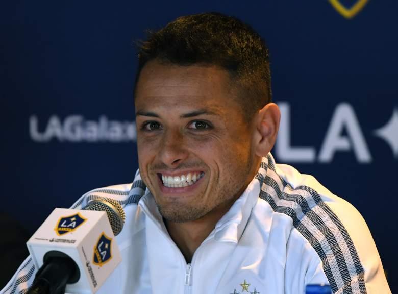 'Chicharito' Hernández
