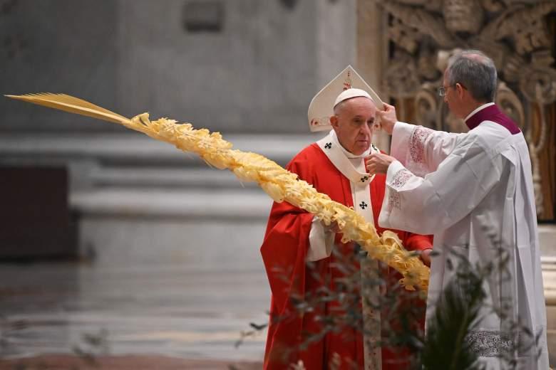 ¿Cuál fue el mensaje del Papa Francisco en la misa de Domingo de Ramos?