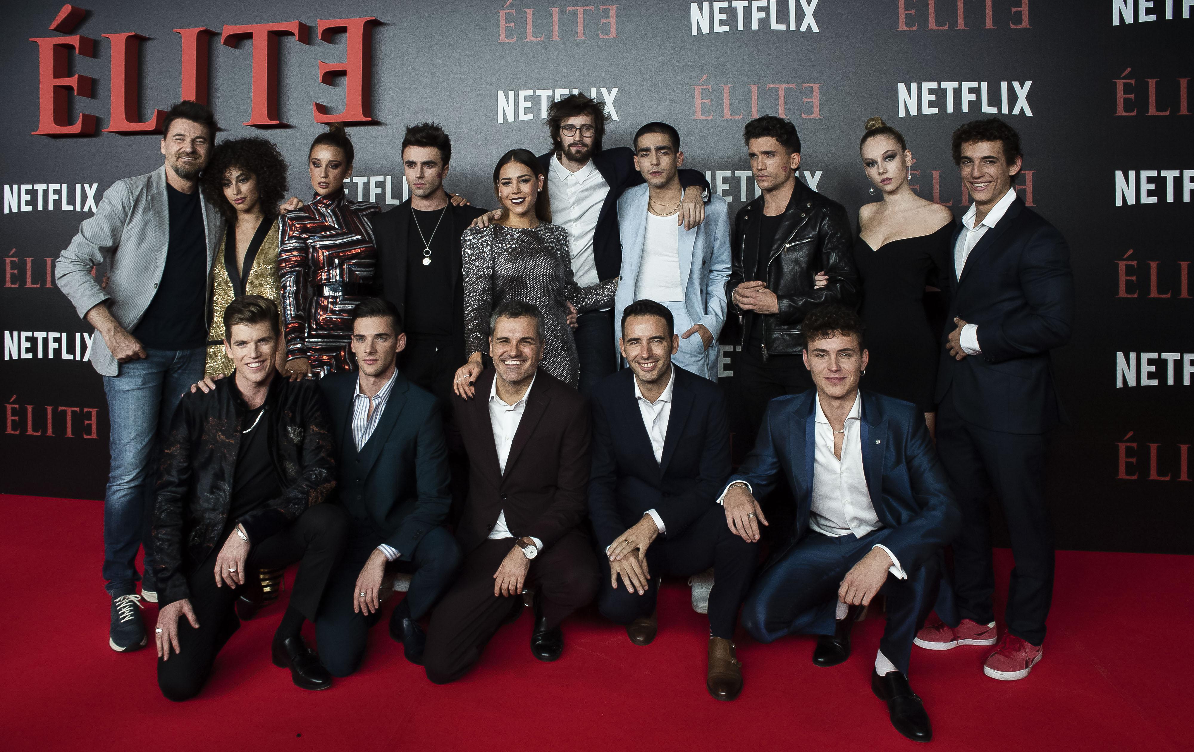 Netflix Schauspieler