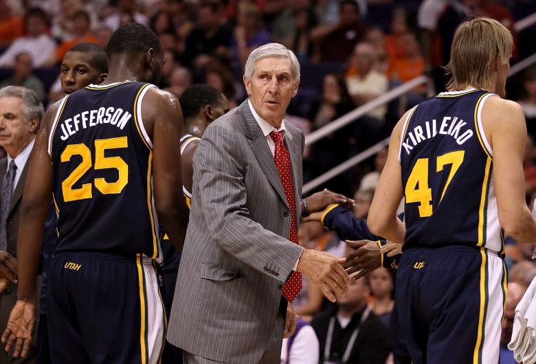 Murió Jerry Sloan, mítico entrenador de Utah Jazz. Tenía 78 años.