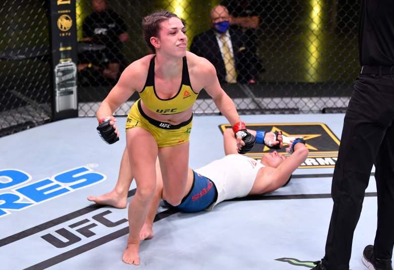 MacKenzie Dern derrotó a Hannah Cifers en segundos: ¿por qué hizo historia la luchadora de la UFC?