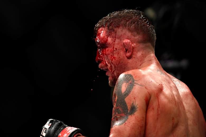 UFC Fight Night: Elkins v Landwehr