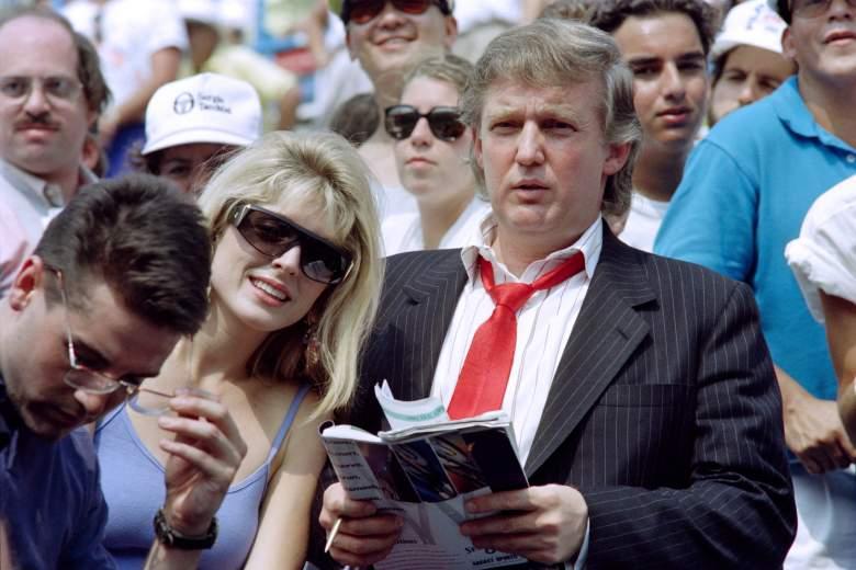 Trump ya tiene abogado en la familia: su hija con Marla Maples se graduó
