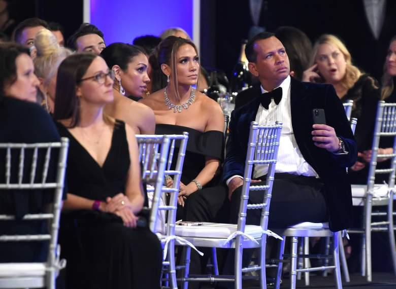 El poderoso discurso de Jennifer Lopez y Álex Rodriguez a graduados de NYC