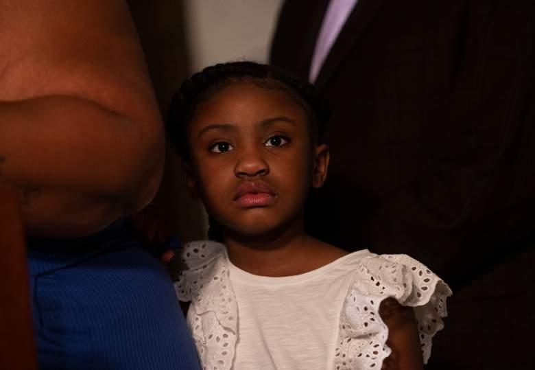 Promueven recolección de fondos para la hijita de George Floyd: ella es Gianna Floyd
