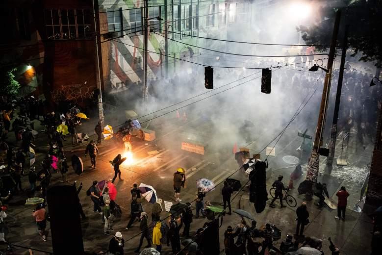 Hieren a joven negro de un disparo en protestas en Seattle: ¿quién lo atacó?