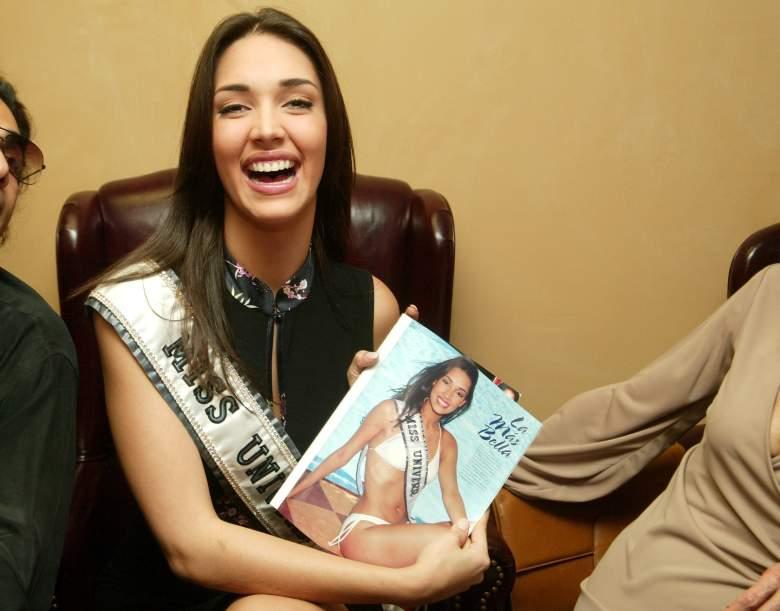 ¿La Miss Universo Amelia Vega en la serie la Casa de papel?