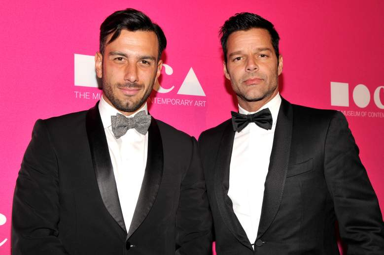 Ricky Martin celebra el Orgullo Gay con este beso con su marido: [FOTO]