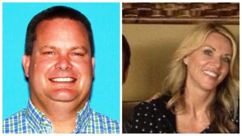 Chad Daybell and Lori Vallow