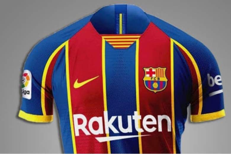 Barcelona camiseta 2020-21