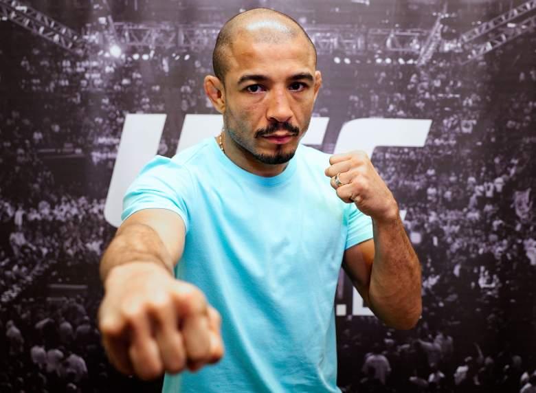 La UFC 251 podría ser la última oportunidad para la leyenda de la MMA José Aldo Jr.