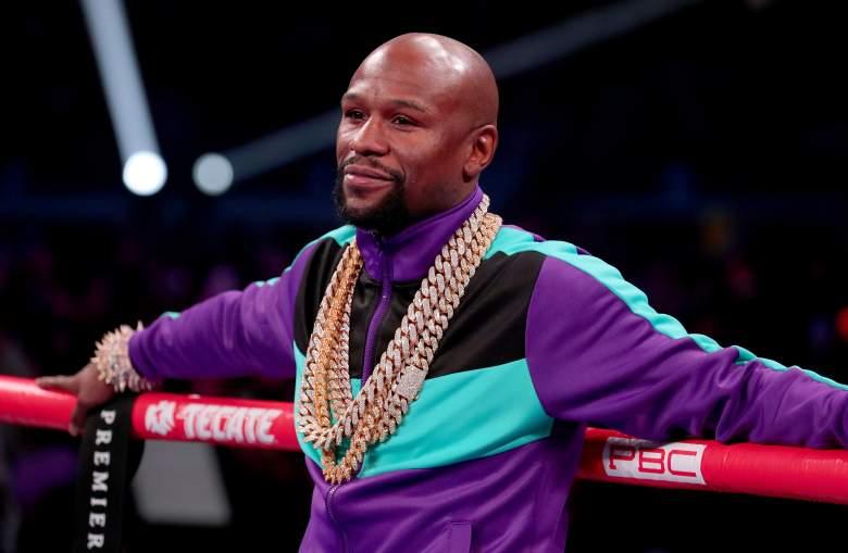 Floyd Mayweather podría tener pelea con peleador japonés de la MMA