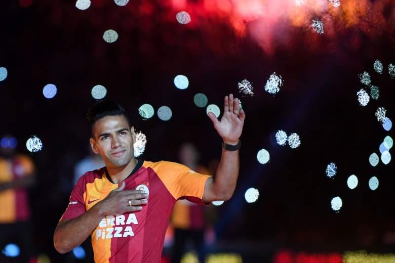 Falcao García Presentación Galatasaray