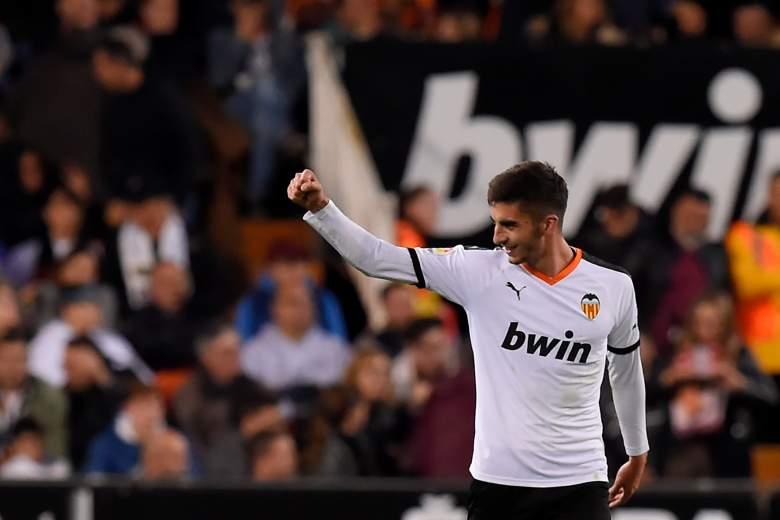 Ferran Torres Jugador del Valencia CF