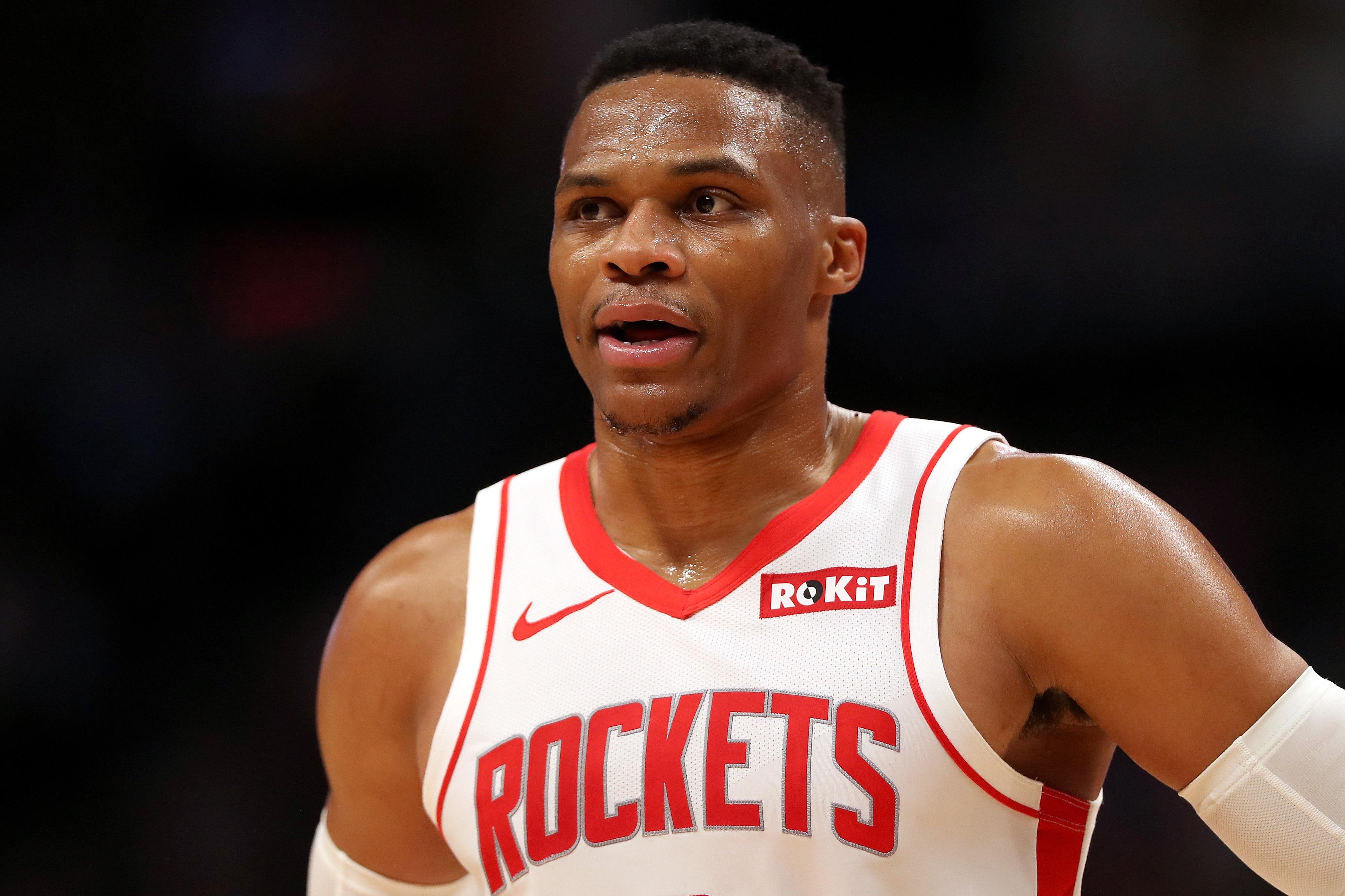 Russell Westbrook da positivo de coronavirus: ¿cómo se siente la estrella de la NBA?
