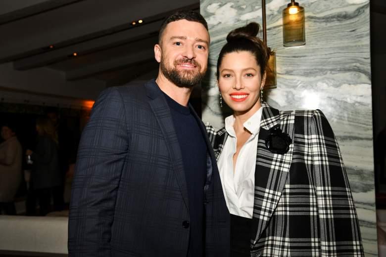 Justin Timberlake y Jessica Biel dieron la bienvenida a otro bebé