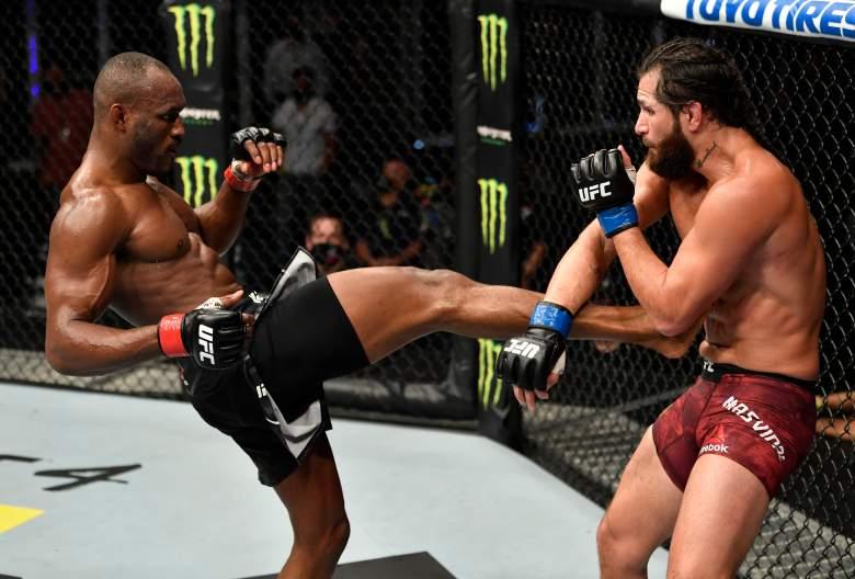 ¿Quien ganó la pelea entre Masvidal y Usman en la UFC 251?