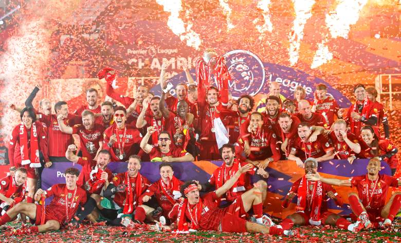 Liverpool campeón Premier League 2019-2020